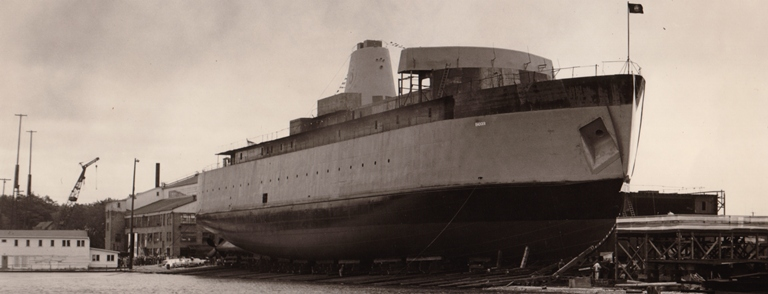 History Of The SS Badger
